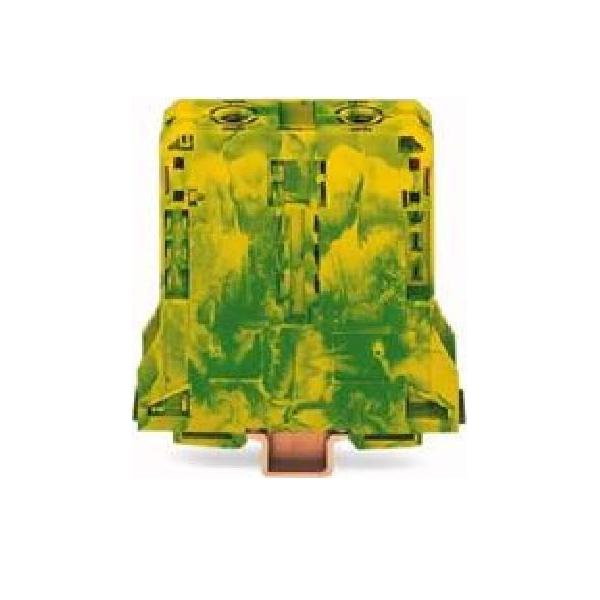 wago kontakttechnik schutzleiterklemme 285 197 elektroartikel online shop. Black Bedroom Furniture Sets. Home Design Ideas