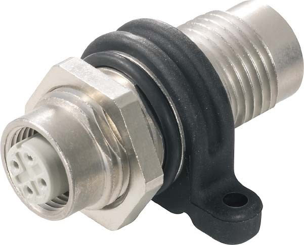 Weidmüller Kupplung IE-M12-COUP 8901640000 Kupplung | Leicht zu reinigende Oberfläche