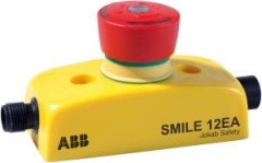 ABB Stotz S&J Not-Halt-Taster Smile 12 EA