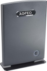 Agfeo DECT IP-Basis schwarz 6101136