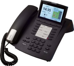 Agfeo Systemtelefon VoIP ST 45 IP sw