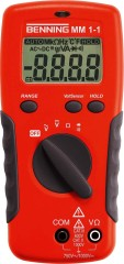Benning Digital Multimeter MM1-1