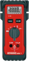 Benning Digital Multimeter MM1