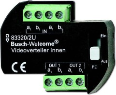 Busch-Jaeger Videoverteiler Innen UP 83320/2 U
