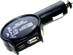 E+P Elektrik 12V-USB DC/DC-Adapter PS3