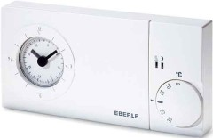 Eberle Controls Uhrenthermostat easy 3 pw