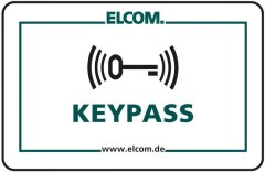 Elcom Keypass-Card KPC-003 (VE3)