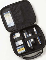Fluke Networks Glasfaser-Reinigungset NFC-KIT-CASE