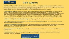 Fluke Networks Gold Support Vertrag GLD3-MF-1550SMS