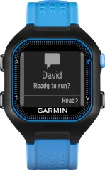 Garmin GPS-Trainingspartner Forerunner 25L sw/bl