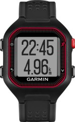 Garmin GPS-Trainingspartner Forerunner 25L sw/rt