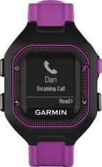 Garmin GPS-Trainingspartner Forerunner 25S sw/vi