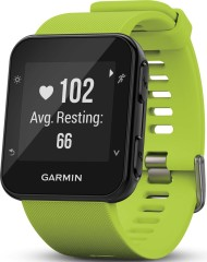 Garmin GPS-Trainingspartner Forerunner 35 lime