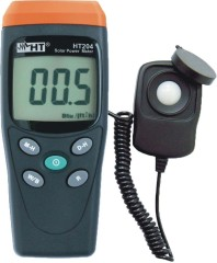 HT Instruments Solar Power Meter HT204