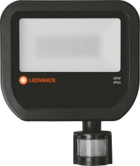 LEDVANCE LED-Fluter m. Sensor FLOODLIGHT50W3000KS