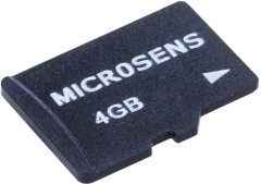 Microsens Micro Storage Media Card MS140894X-4G
