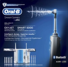 Procter&Gamble Braun Oral-B Center CenterOxyJet+SMART 5