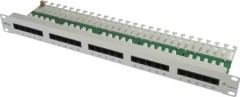 Telegärtner 19 ISDN-Panel 50-Port MPPISDN 50-H kurz
