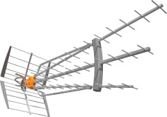 Televes UHF-Antenne DATLRTFORCE2