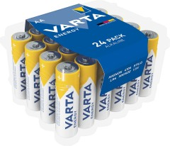 Varta Cons.Varta Batterie Energy AA 4106 Pack 24