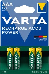 Varta Cons.Varta Recharge Accu Power AAA 56703 Bli.4
