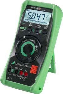Beispiel: Digital Multimeter von GMC-I- Messtechnik