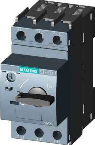 Leistungsschalter Siemens: Ein Leistungsschalter von Siemens