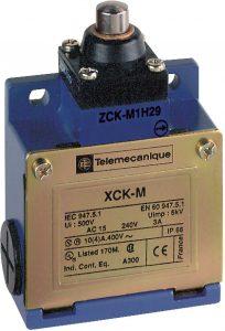 Positionsschalter von Schneider Elekctric - Höhe des Sensors: 64 mm