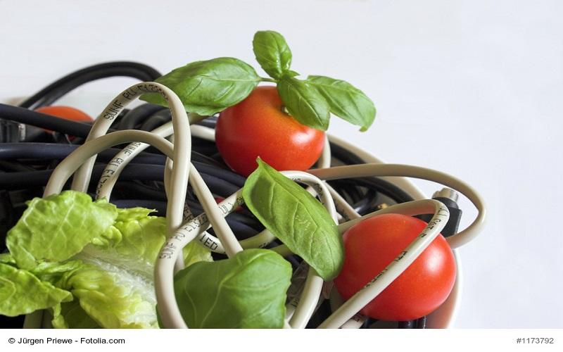 Leiden Sie auch an Kabelsalat?