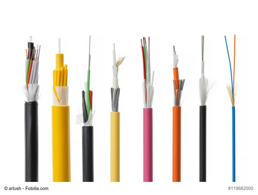 Kabel und ihre Ausführungen
