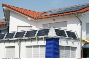 Balkonkraftwerk für Sonnenenergie zuhause