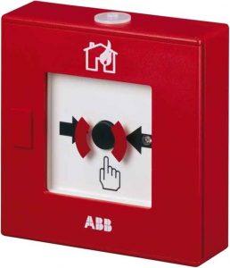 ABB Stotz S&J Brandmelder MHD 4/KL