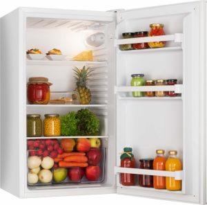 Ein vollgepackter Kühlschrank ist ganz im Sinne des Stromsparplans!