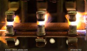 Leistungsschütze kommen mit Lichtbogen-Löscheinrichtungen