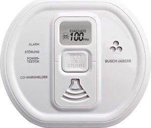 Busch-Jaeger CO-Alarm Melder 6839/01-84