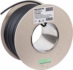 Kathrein Koaxialkabel LCD115A+/100m Cca