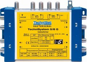 TechniSat Multischalter TECHNISYSTEM58G2