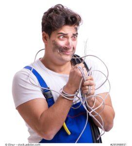 Kabel zu kurz? So verlängern Sie Stromkabel
