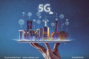 5G ist die Grundlage für eine moderne Zukunft